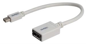 Bild von Mini-DisplayPort(M) zu DisplayPort(F) Adapter (Auslaufartikel)