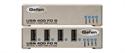 Bild von EXT-USB-400FON USB 2.0 Extender über 2x LC Multimode Glasfaser