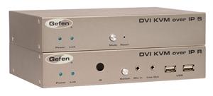 Bild von DVI KVM Extender über IP (Auslauftype)