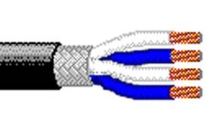 Bild von Belden 1804A, Mini Star Quad Mikrofonkabel