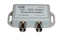 Bild von HD-SDI / 3G-SDI Ground Isolator (Galvanische Trenneinheit) 4KV