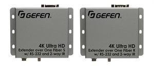 Bild von EXT-HDRS2IR-4K2K-1FO 4K Ultra HD HDMI-Extender über 1 Glasfaser