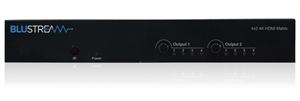 Bild von MX42AB 4x2 4K HDMI Matrix mit Audio Breakout