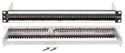Bild von CSF 1x48 AV 3/1 SA G  Compact Connecting Patch Panel