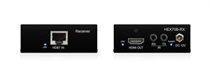 Bild von HEX70B HDBaseT-Sender oder -Empfänger bis 70m, IR, PoH