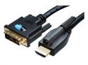 Bild von DVI-HDMI-Adapterkabel