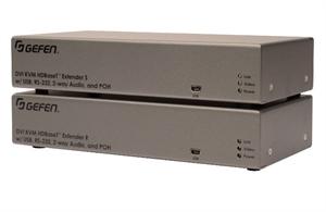 Bild von EXT-DVIKA-HBT2 | DVI KVM HDBaseT 2.0 Extender