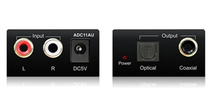 Bild von ADC11AU  Audio Analog-Digital-Converter (ADC)