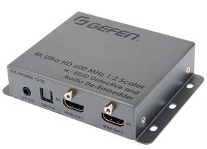 Bild von EXT-UHD600A-12-DS 4K UHD 600MHz Up/Downscaler / 1:2 Splitter