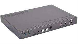 Bild von DVI KVM Extender über IP (Empfänger)
