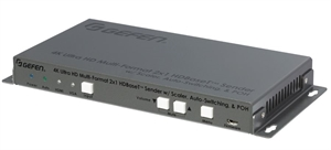 Bild von EXT-UHDV-HBTLS-TX  | 4K Ultra HD Multi-Format HDBaseT Extender mit Scaler