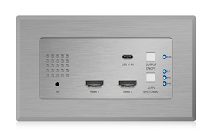 Bild von HEX31WP-TX HDBaseT Wall Plate-Sender